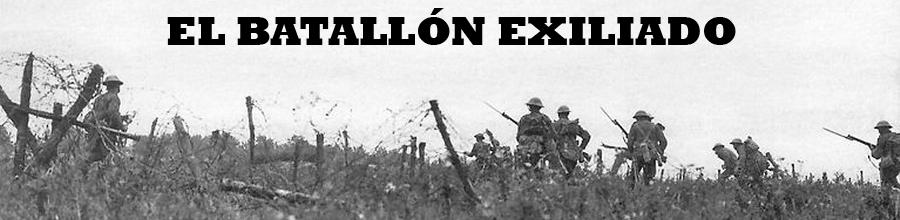 El batallón exiliado