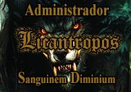 Administrador-Licántropo-Sanguinem Dimidium