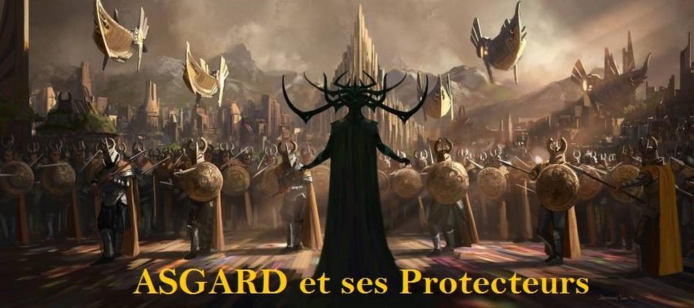 ASGARD et ses protecteurs