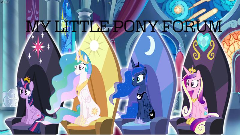 My Little Pony Forum
