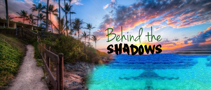 Behind the shadows