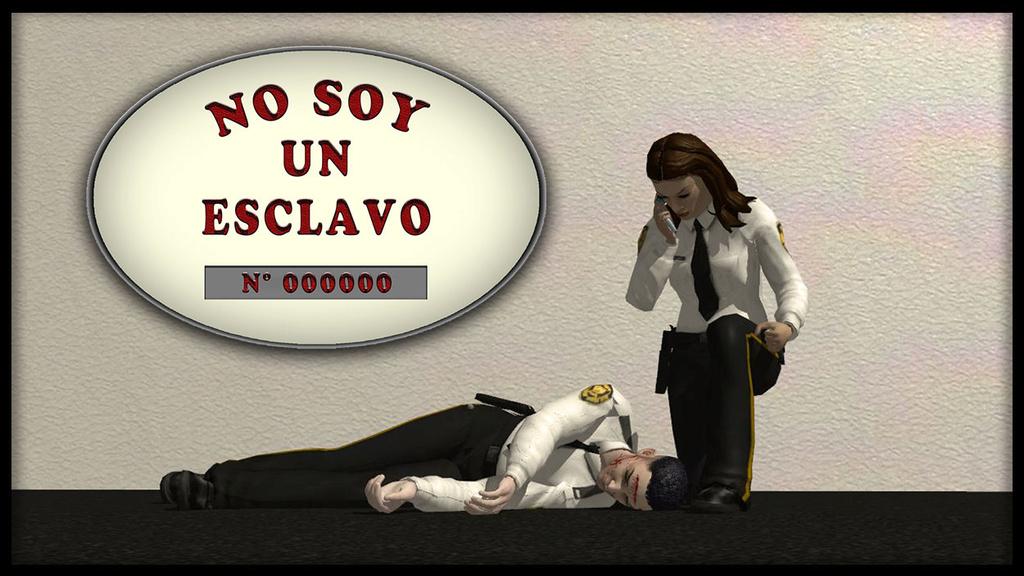 NO SOY UN ESCLAVO