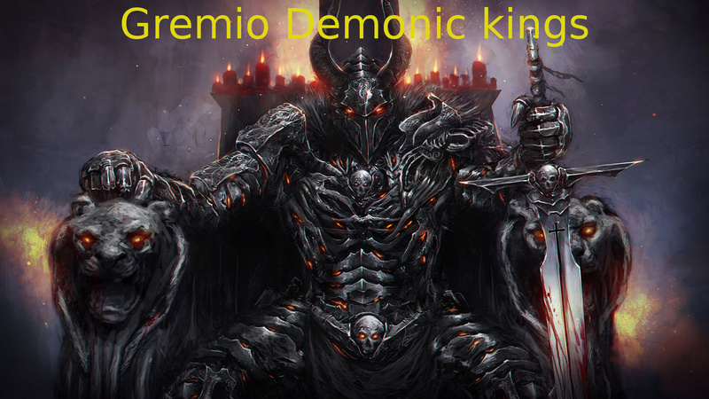 Demonic Kings