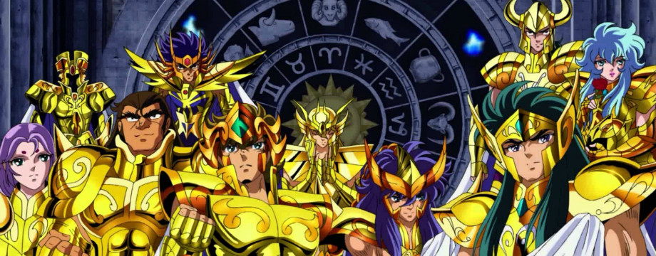 Cavaleiros da Nova Era - Saint Seiya