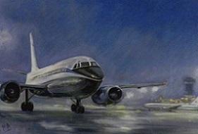 Aéroport civil de Fergan