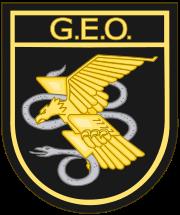 Grupo Especial de Operaciones [GEOS]