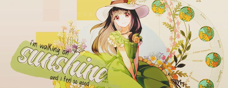 ✿ Sunshine