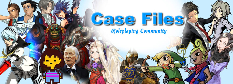 Case Files Roleplaying
