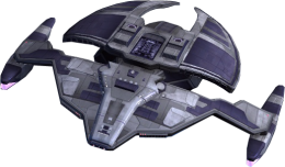 Jem'Hadar Attack Ship