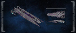 Jem'Hadar Vanguard Carrier [T6]