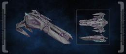 Jem'Hadar Vanguard Dreadnought Cruiser [T6]