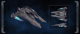 Jem'Hadar Vanguard Warship [T6]
