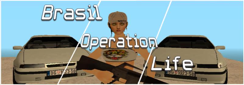 BRASIL OPERATION LIFE