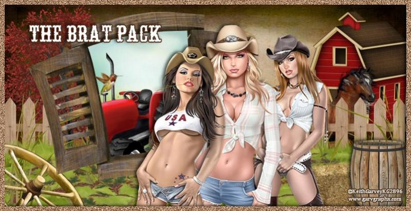 The Brat Pack