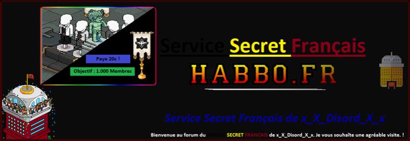 Service Secret Français ®