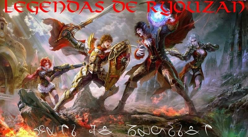Legends of Ryouzan