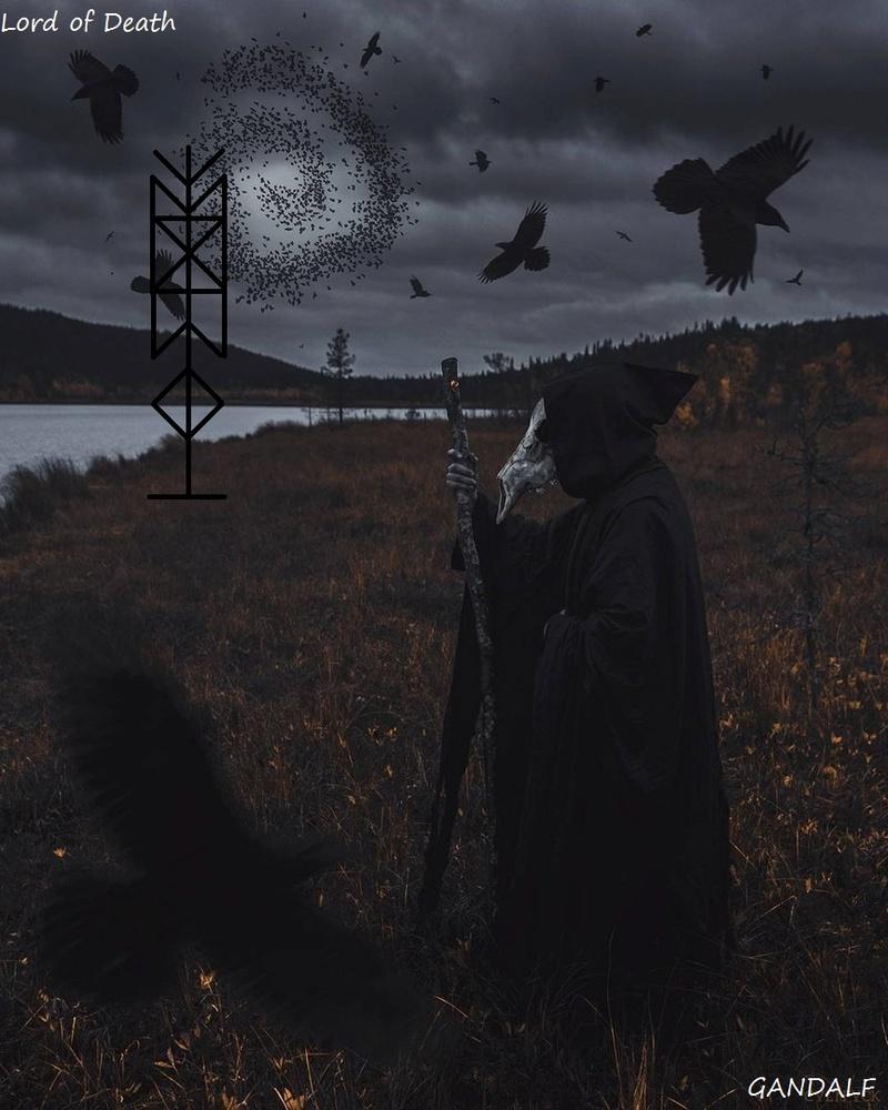Повелитель смерти.Автор Gandalf