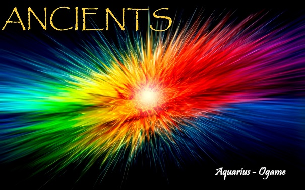 ANCIENTS. Universo Aquarius