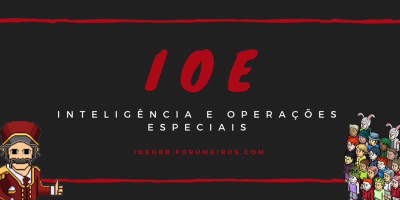 IOE - Inteligência e Operações Especiais