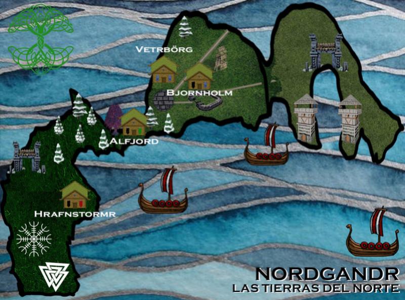 Gran Mapa de Nordgandr