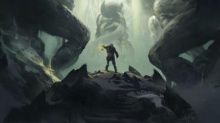 Les mines sousterraines