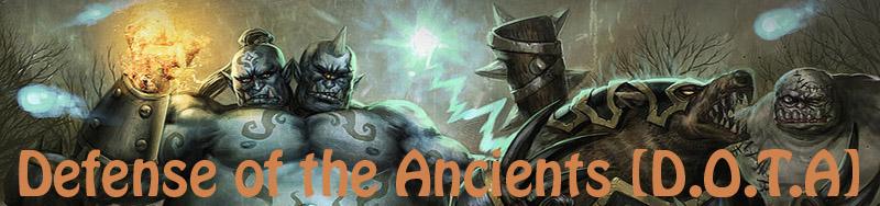 Defense of the Ancients [D.O.T.A]