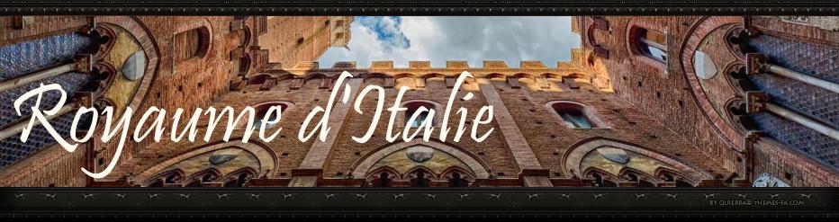 Galileo : Royaume d'Italie